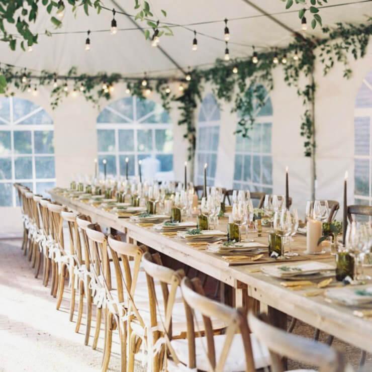 Välkända Ser inte partytält lite billigt ut? - Wedding Stories : Wedding XS-34